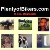 Plenty of Bikers