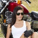Single Biker Women