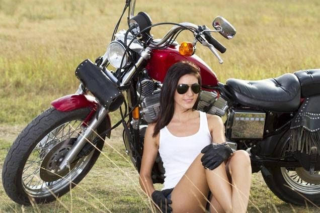 Single Biker Women Dating